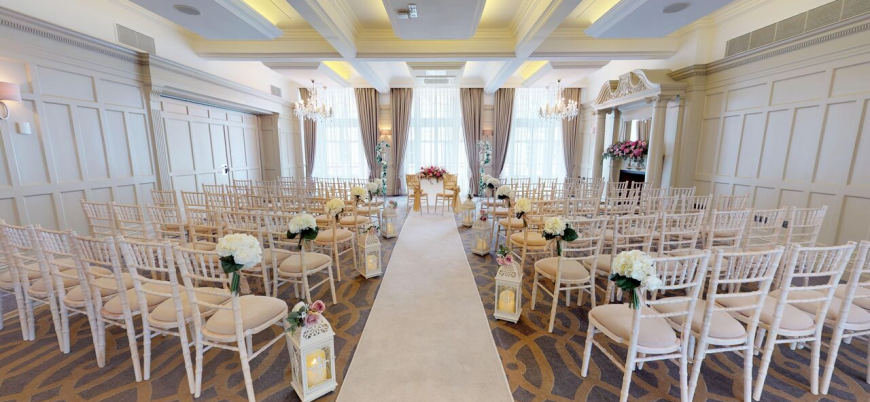 Weddings At Bishop's Gate Hotel Derry
